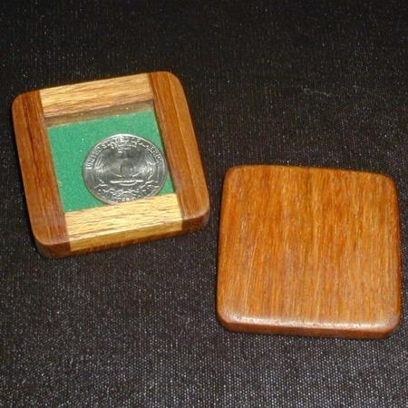 Coin Blocks by Alan Warner