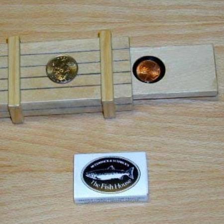 Coin Substitution Trunk by Peter Schroder