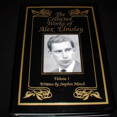 Collected Works of Alex Elmsley, Vol. 1 by Stephen Minch