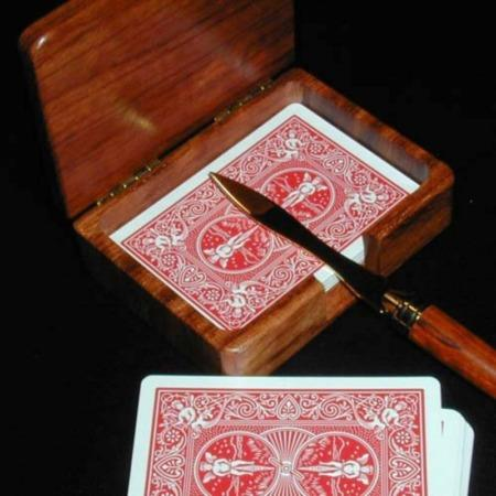 Collector's Card Box by Mikame Craft