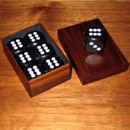 Collector's Edition Dice Box by Trickery