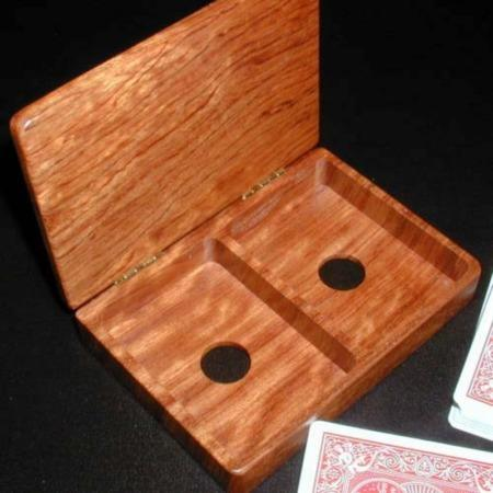 Collector's Double Card Box by Mikame Craft