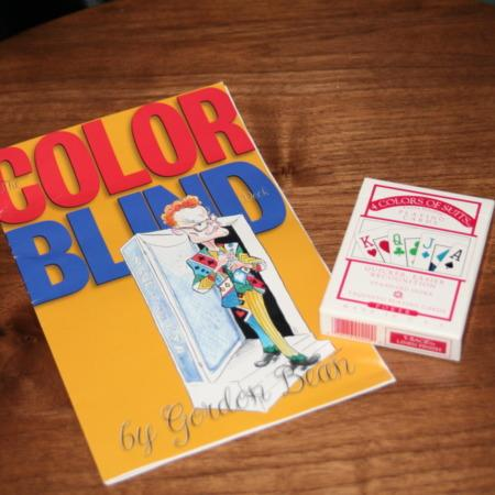 Color Blind Deck by Gordon Bean