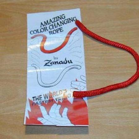 Color Changing Rope by Zanadu