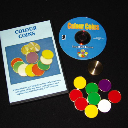 Colour Coins by Mark Leveridge