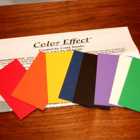 Review by Craig Brooks for Color Effect by Craig Brooks