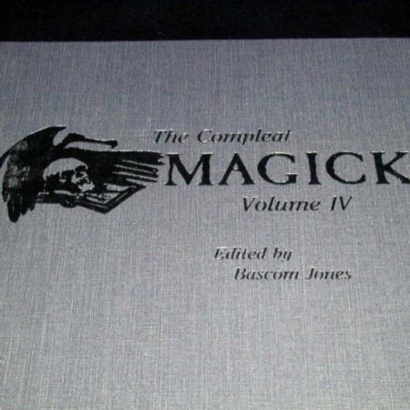 Compleat Magick Vol. 4 by Bascom Jones