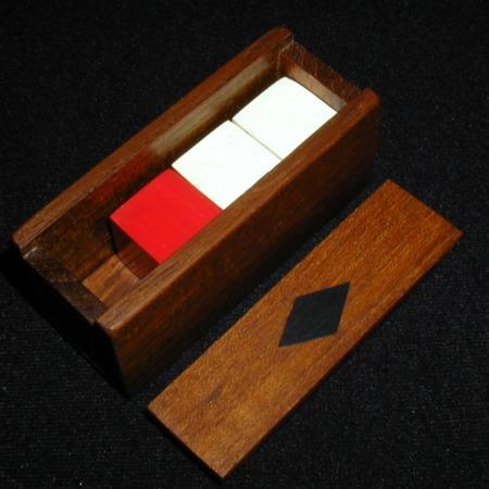Confus'n Cubes by Alan Warner
