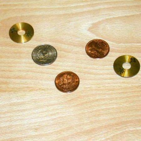 Copper, Sliver, Brass, Transpo by Joe Willingham