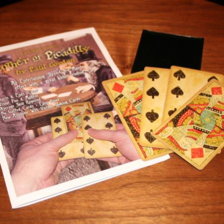 Card-Shark - Corner of Picadilly by Card-Shark