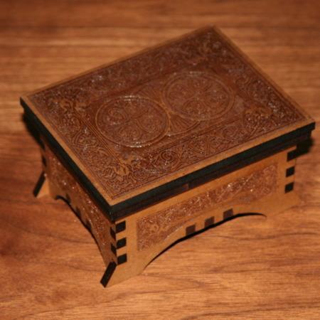 Corradin's Box by Anton Corradin