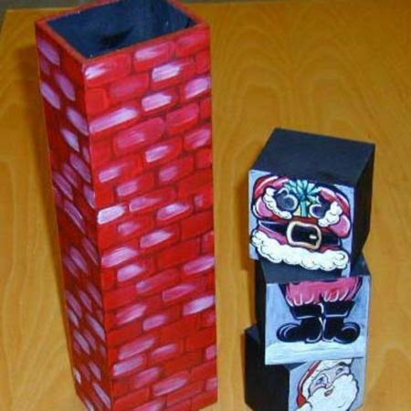 Crazy Santa Claus by Custom