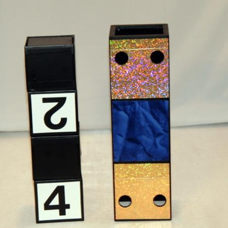 Crazy Cubes (Blue) by Harries, Sweden