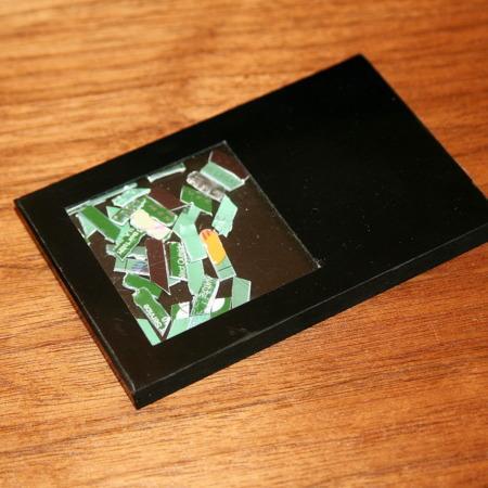 Credit Card Destruction Grinda by R.A.R. Magic