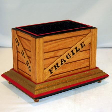 Creekmore Hank Box and Tray by Abe Creekmore