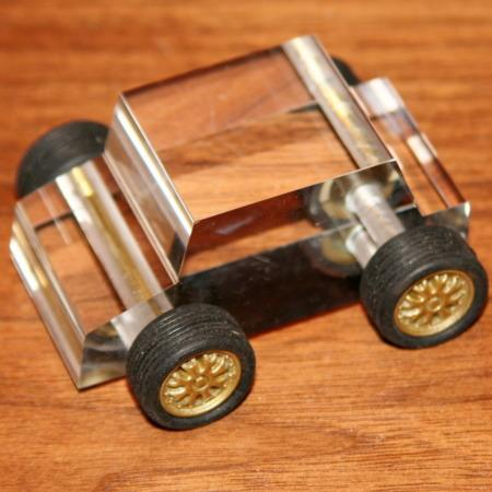 Crystal Car Buggy by Mak Magic