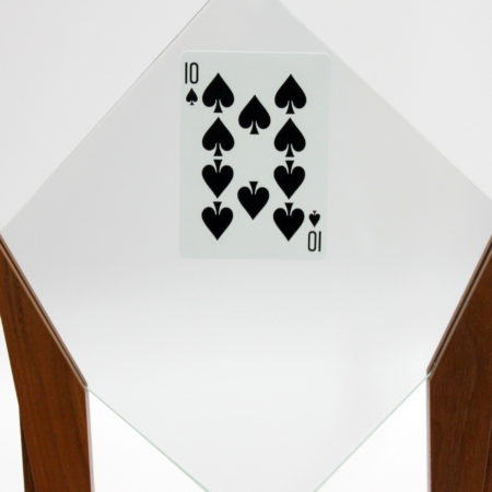 Crystal Card Catch by Owen Magic Supreme