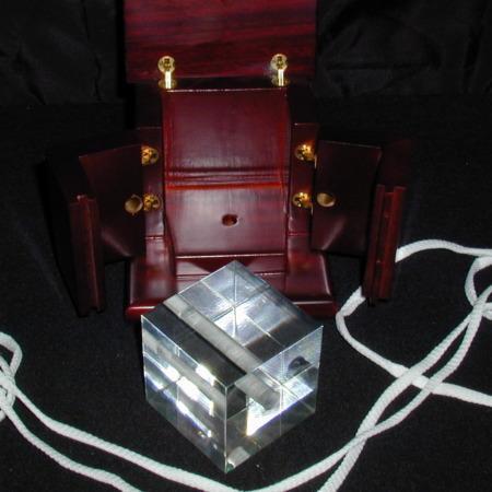 Crystal Dice Cabinet by Selecciones Magicas