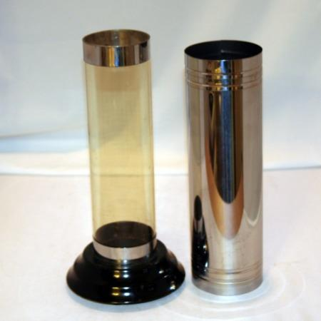 Crystal Silk Cylinder (Original Run) by Chalet Magic