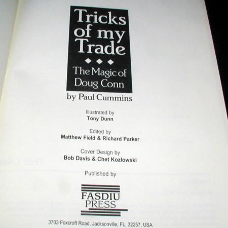Tricks of My Trade by Richard Kaufman