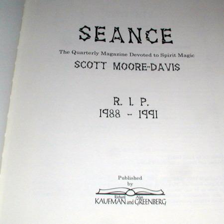 S by Scott Moore-Davis