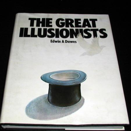 Great Illusionists, The by Edwin A. Dawes