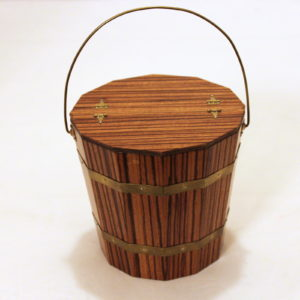 Deck Bucket by Mark Teufel