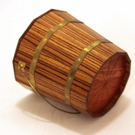 Deck Bucket by Mark Teufel