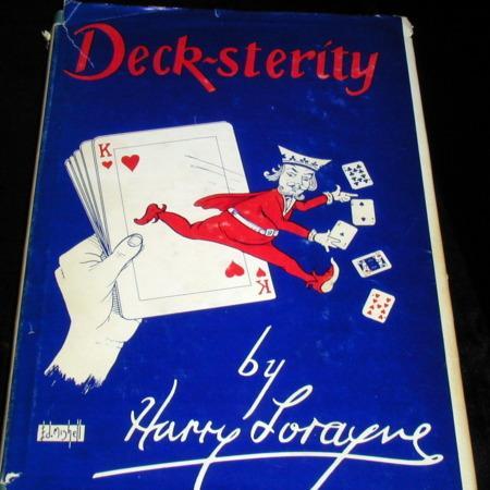 Deck-sterity by Harry Lorayne