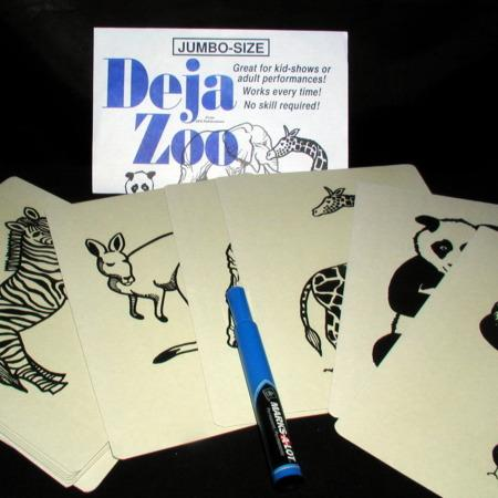 Review by Andy Martin for Deja-Zoo by Samuel Patrick Smith
