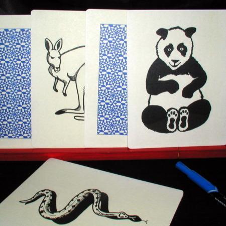 Deja-Zoo by SPS Publications