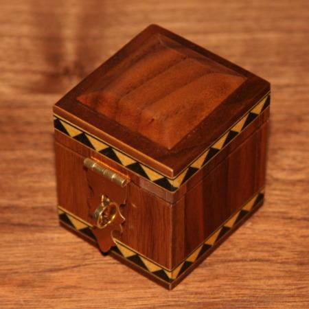 Delta Ring Box by Dave Powell