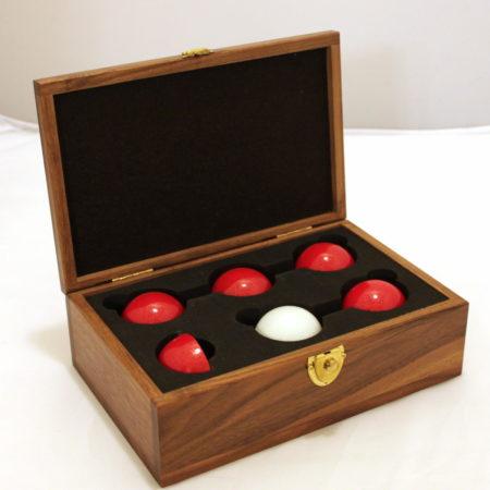Deluxe Billiard Ball Set by Collectors' Workshop