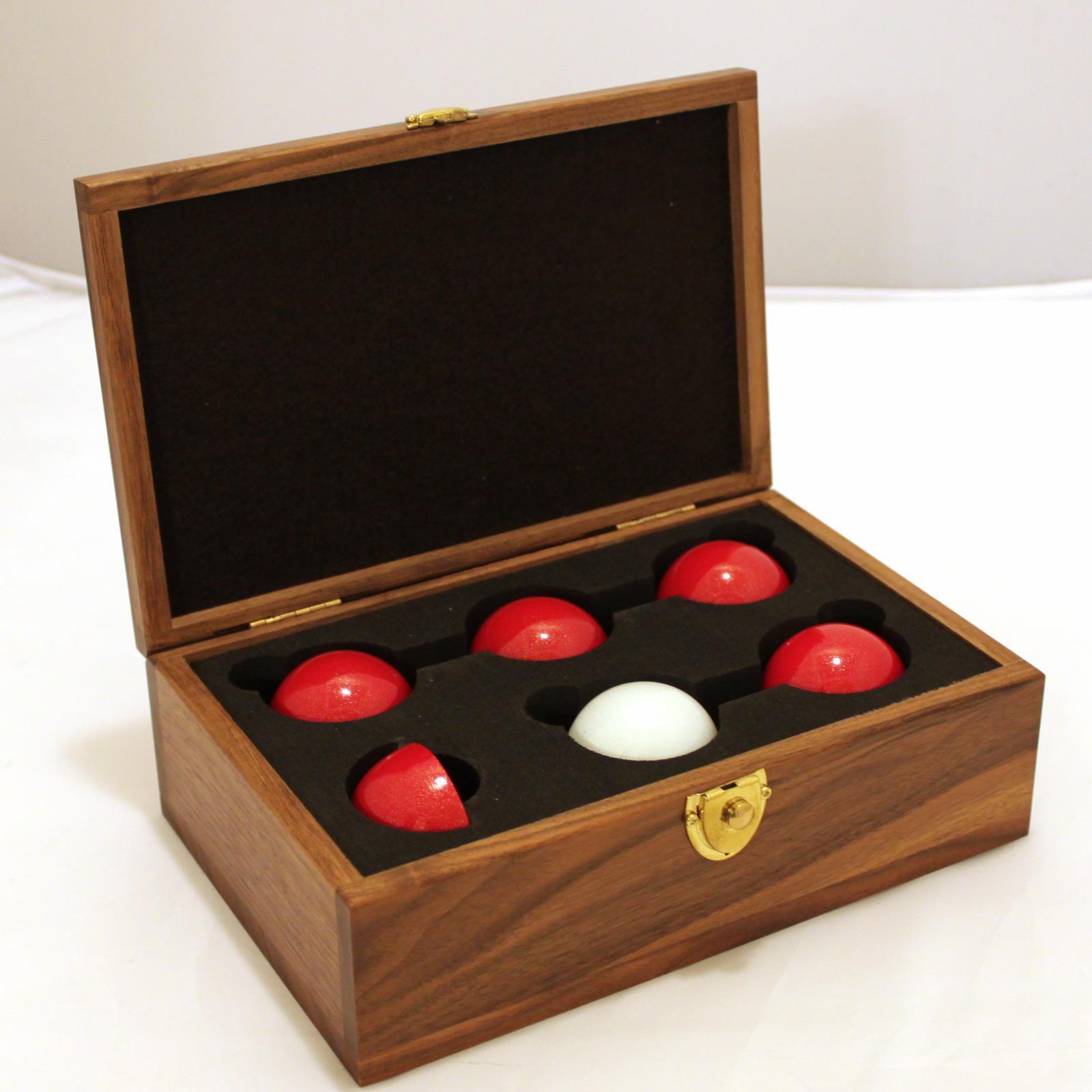 Deluxe Billiard Ball Set by Collectors' Workshop