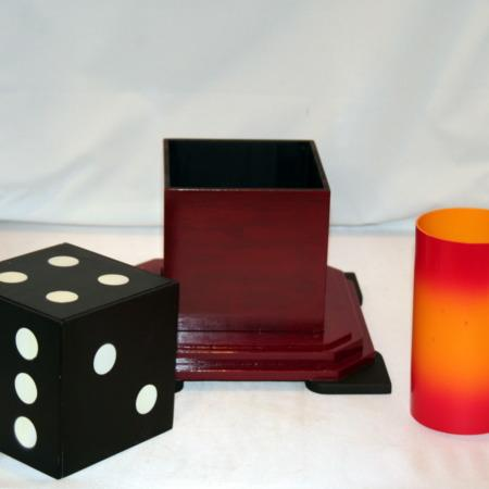 Deluxe Cube In A Tube by Arthur Setterington, Cahyo