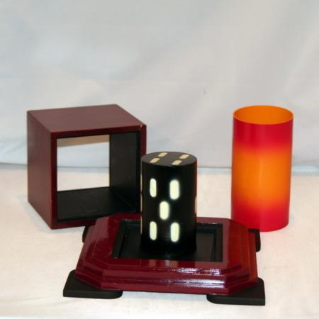 Deluxe Cube In A Tube by Arthur Setterington, Cahyo