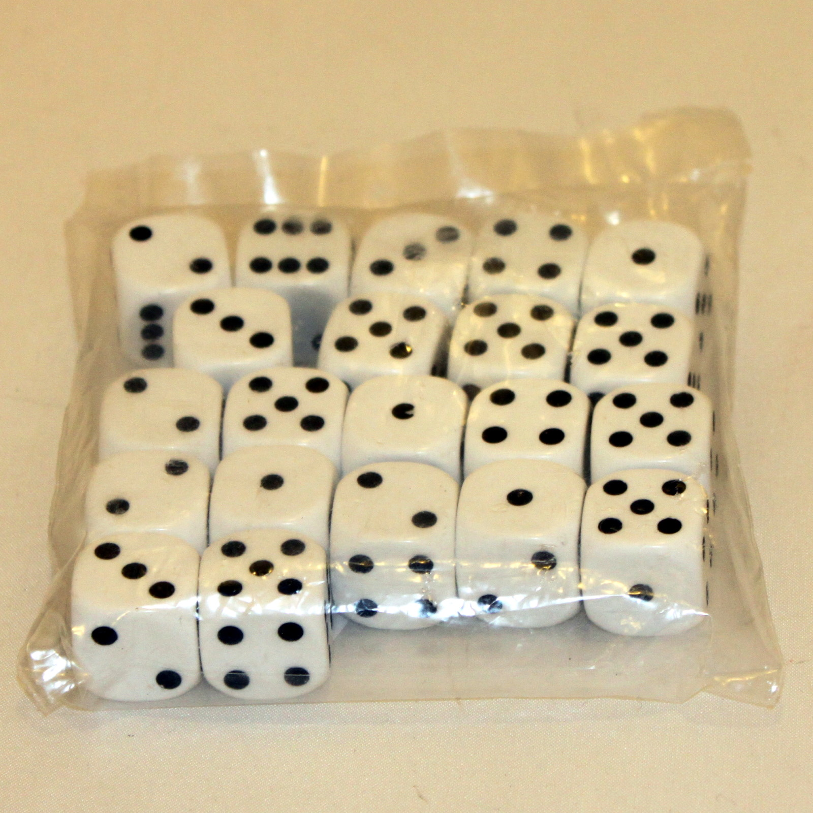 Deluxe Dice Set for No Chance by Alakazam Magic