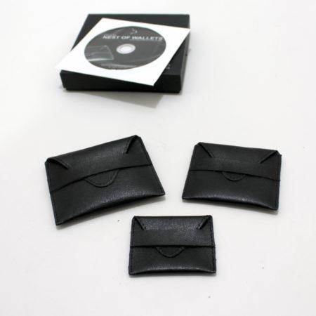 Deluxe Nest of Wallets by Nick Einhorn, Alan Wong