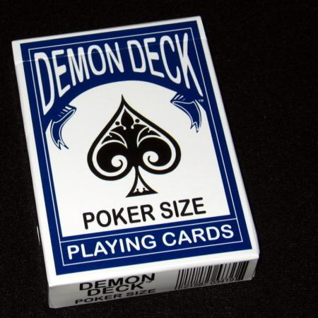 Demon Deck by Larry Becker, Lee Earle