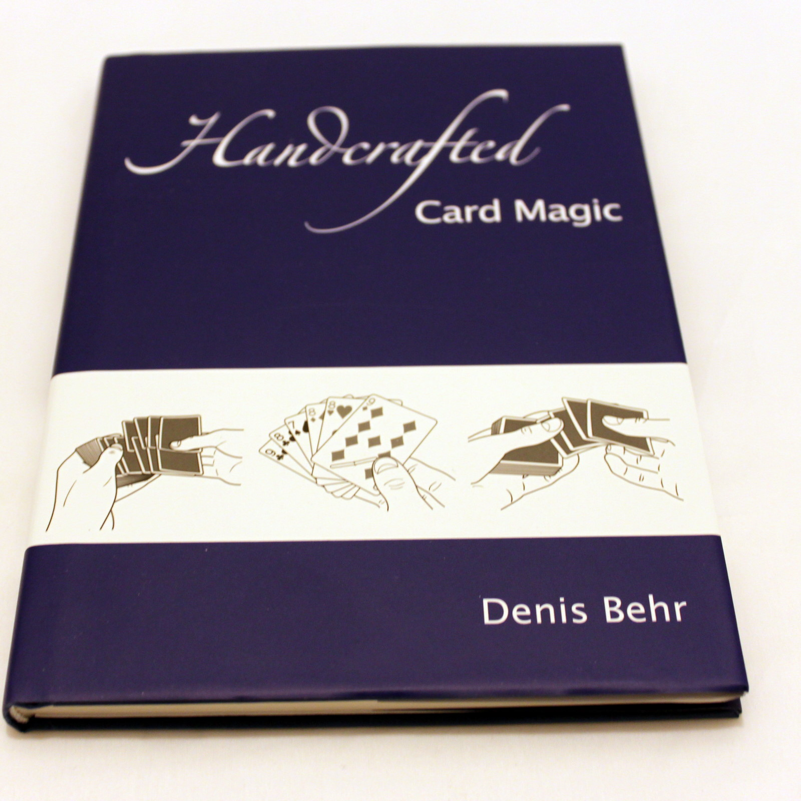 Handcrafted Card Magic by Denis Behr