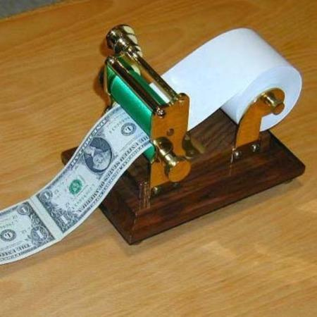 Denver Mint Money Maker by Owen Magic Supreme