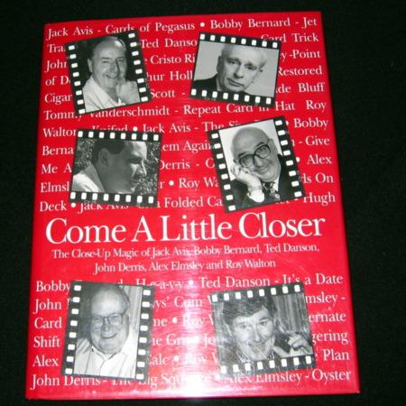 Come A Little Closer by John Derris