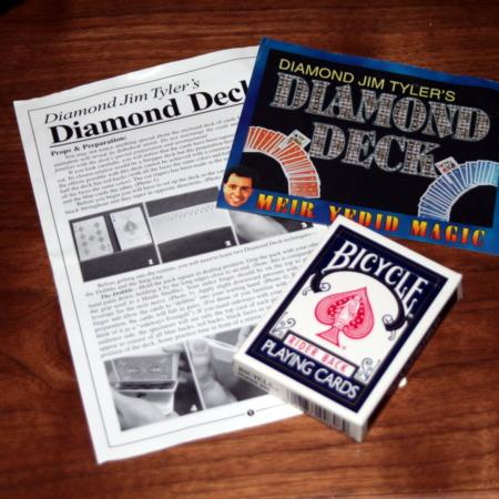 Diamond Deck by Diamond Jim Tyler