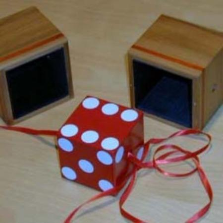 Dice Boxes by Mel Babcock
