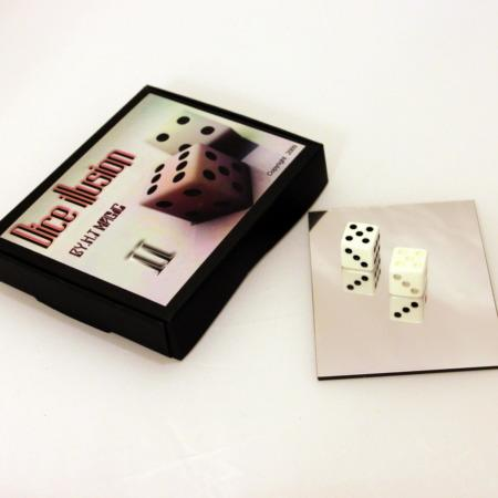 Dice Illusion by HT Magic