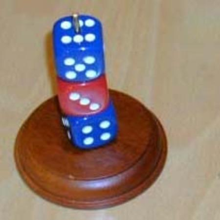 Dice Stack by El Duco's Magic