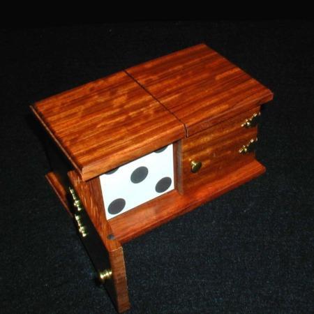 """Die Box 3"""" by Mel Babcock"""