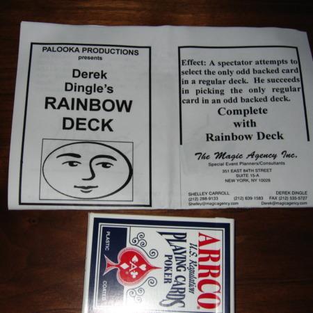 Derek Dingle's Rainbow Deck by Derek Dingle