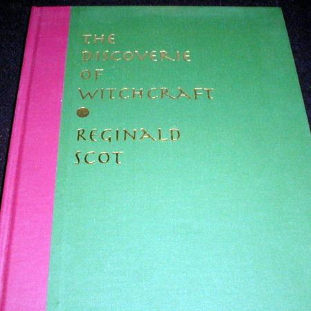 Discoverie of Witchcraft, The by Reginald Scott