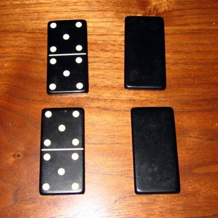 Dizzy Dominoes by Harry Stanley